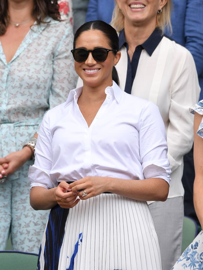 Meghan's reps were reportedly grateful for being alerted to the scam.