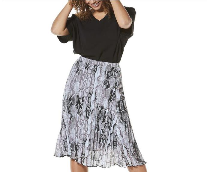 Can you believe this skirt is just $25?!