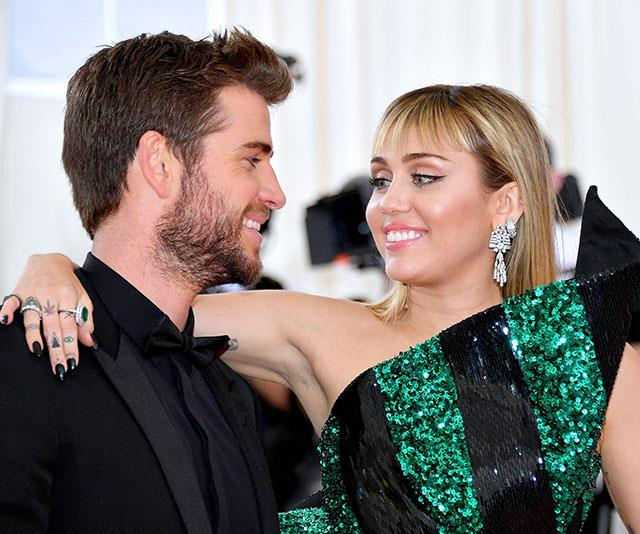 Liam issued an unexpected statement via Instagram to quell the wild media reports surrounding his and Miley's split.