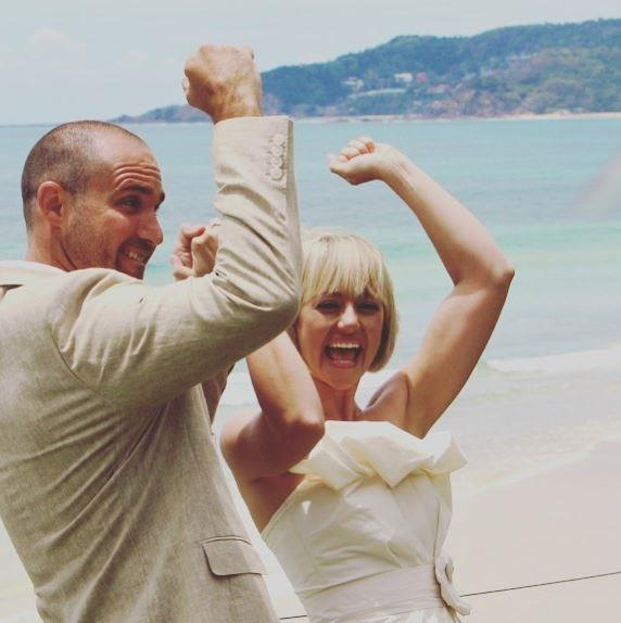 Shelley and her husband Christian have been together for 12 years and will celebrate their 10th wedding anniversary later this year.
