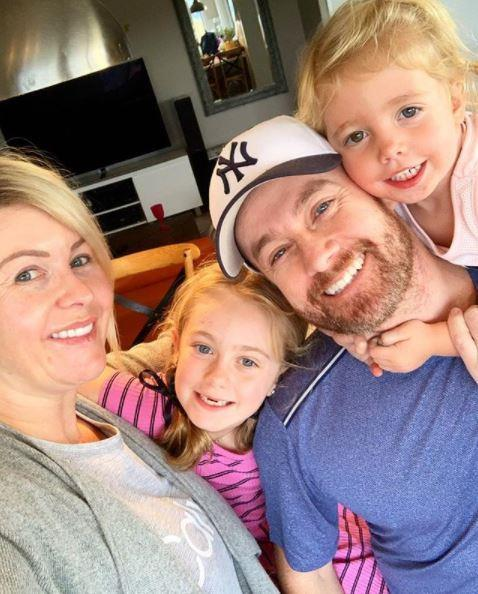 "The Gold Logie winner says his daughters are ""the sunshine in any darkness."""