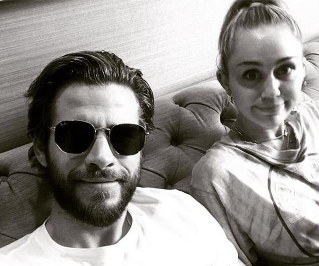 Miley and Liam seem to be over, for now.
