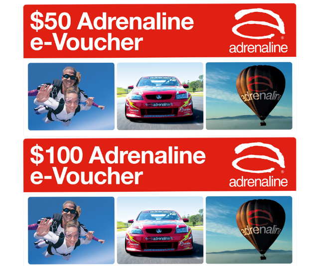 **Adrenaline Gift Vouchers:** Adrenaline offers over 3,000 gift experiences to choose from whether you prefer to take dad out for a one-to-one experience or find a gift for the whole family to enjoy. Alternatively, you can find an amazing range of gifts that give dad some space alone – or and let him enjoy some time with his mates.