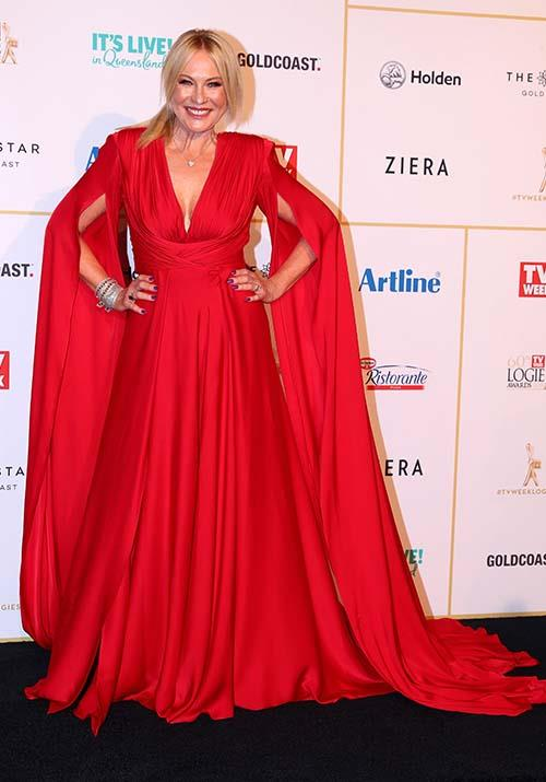 "A siren indeed! KAK's 2018 Logies red carpet look [commanded our attention](https://www.nowtolove.com.au/celebrity/celeb-news/kerri-anne-kennerley-alice-springs-55054|target=""_blank"")."