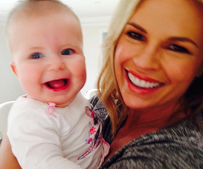 Channel Nine host Sonia Kruger has been incredibly open about her IVF experience. She had her daughter via a donor egg.