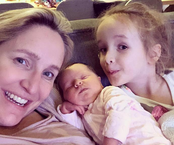 The Project host Fifi Box conceived both of her daughters via IVF.