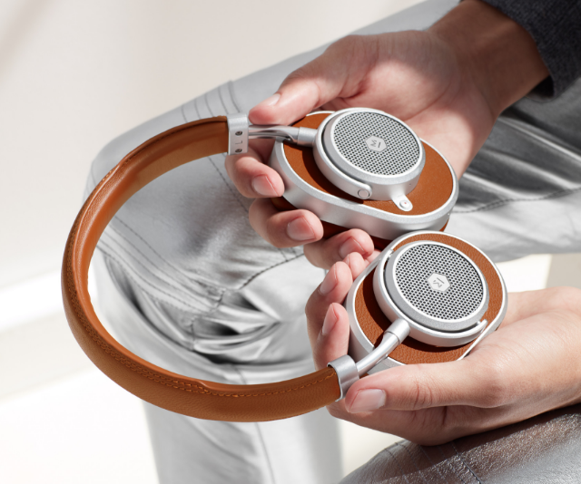 **Master & Dynamic MW65 Active Noise Cancelling Headphones, $849.95:** If you really want to spoil your dad, Master & Dynamic has the perfect choice. Featuring two active noise-cancelling modes, a high and a low setting to finely tailor to Dad's specific surroundings, the over-ear MW65 headphones provide a clear, balanced listening experience in any environment. Utilising best-in-class feed-forward and feed-back hybrid active noise-cancelling technology, the two beamforming noise-reduction mic arrays analyse and cancel the combination of unwanted outside environmental noise and user-heard ambient noise to provide the purest undistorted sound quality.