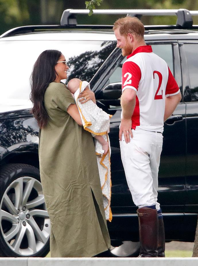 Meghan and Harry have enjoyed a summer break with baby Archie in France.