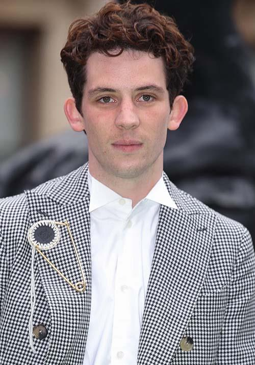 **Prince Charles - Josh O'Connor** <br><br> British talent Josh O'Connor fits the bill perfectly as our young Charles... before he became Grandpa Wales!