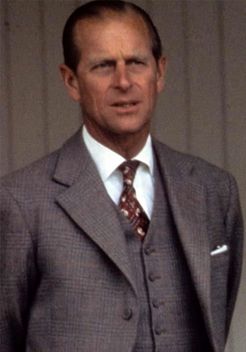 **Prince Philip** <br><br> Prince Philip was previously portrayed by *Doctor Who*'s versatile Matt Smith, and his new adaptation played by another UK talent is looking like he'll be just as convincing.