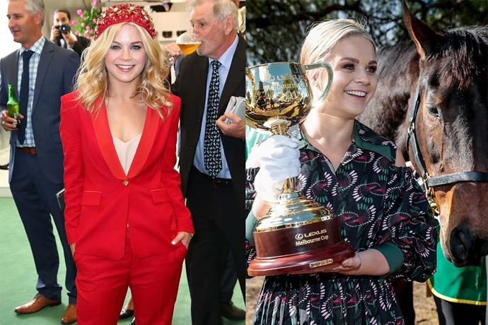 "**Emma Freedman** <br><br> Female presenters often face more challenges than their male counterparts, especially in the world of sport. Nevertheless, this couldn't prevent *Fox Sports* presenter Emma Freedman from becoming one of the most revered presenters, whenever the Melbourne Cup Carnival rolls around. <br><br> Despite hailing from racing royalty (her father, Lee Freedman, is one of Australia's most famous horse trainers), Emma didn't have everything handed to her, and had to work hard for her come-up. The 31-year-old told the *[Herald Sun](https://www.heraldsun.com.au/entertainment/emma-freedman-shows-why-personality-pedigree-and-poise-make-for-a-sunny-forecast/news-story/856bcd1947e502154e9bf9c3ef2688a2|target=""_blank""