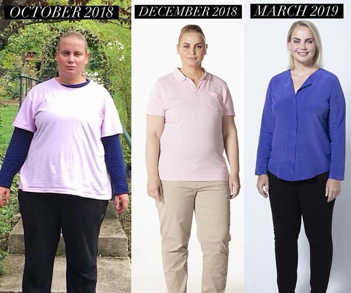 See Jelena's incredible weight loss transformation.
