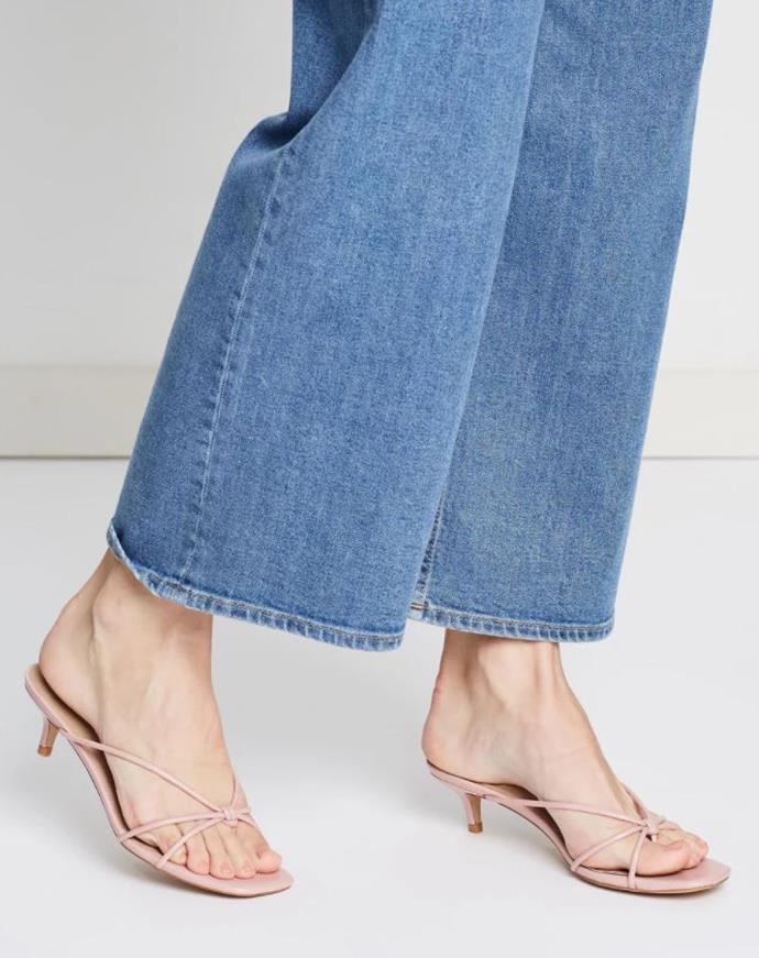 "These Spurr Stella Mules are going straight to our online cart. Available for $59.99 via [The Iconic](https://www.theiconic.com.au/stella-mules-775762.html|target=""_blank""
