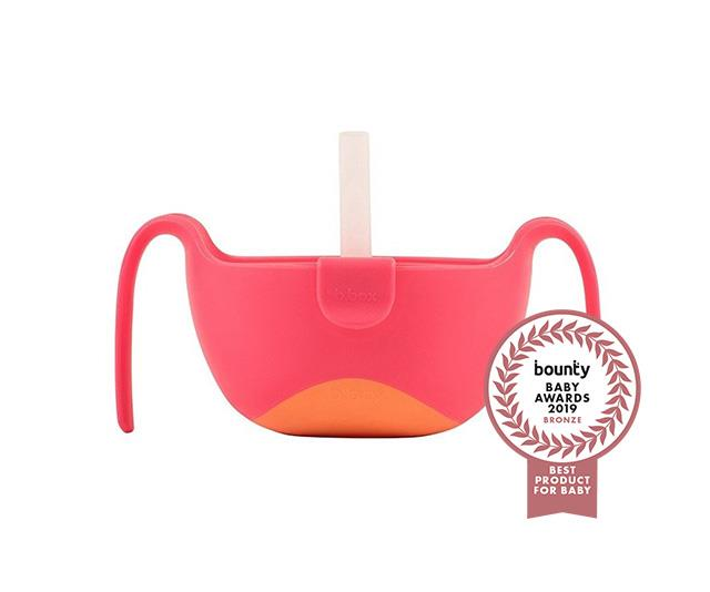 "**[b.box Bowl + Straw](https://bbox.com.au/products/bowl-and-straw-ocean-breeze|target=""_blank""