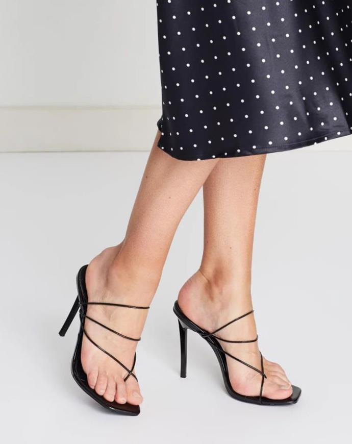 "Missguided have created their own take on the thong heel with these $60 bad boys. Available via [The Iconic](https://www.theiconic.com.au/strappy-toe-post-mules-786867|target=""_blank""