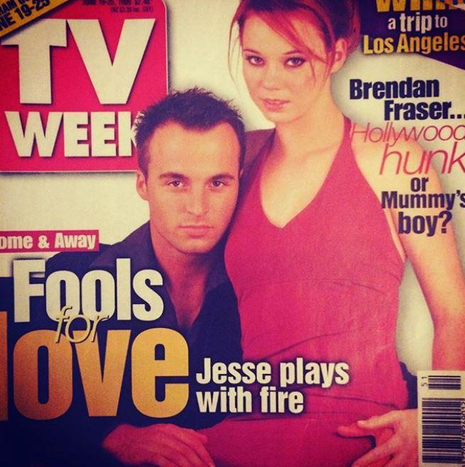 Jesse had a few short flings after his split from Selina, including one with Gypsy (Kimberley Cooper) that became the talk of the town due to their age difference. <br><br> After his flings, Jesse briefly reunited with Kylie. Their engagement was cut short as she was arrested and imprisoned, before dying of a drug overdose, leaving him to raise Rachel alone.