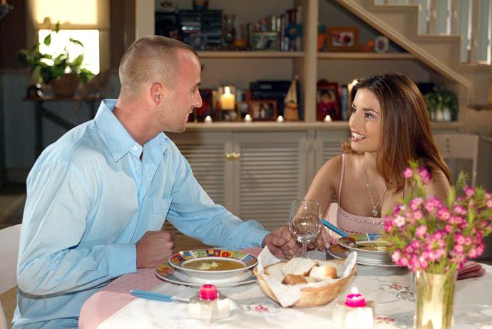 Per Vinnie's request, Jesse became close friends with Leah...