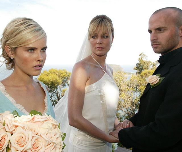Sadly, their engagement ended when Josie's affair with Brett Macklin (Gerry Sont) was revealed when Josie's niece Tasha (Isabel Lucas) ran out on the wedding, forcing Josie to confess. This began Jesse's downward spiral.