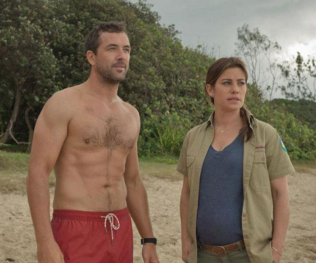 """**Brooke Satchwell - Now** <br><br> The former *Neighbours* actress is back on yet another iconic Australian TV series. Brooke can currently be seen on [Channel Nine's *SeaChange* reboot](https://www.nowtolove.com.au/celebrity/tv/seachange-brooke-satchwell-darren-mcmullen-57674