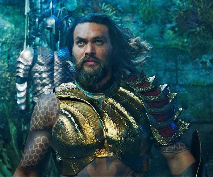 Aquaman lands on Netflix!