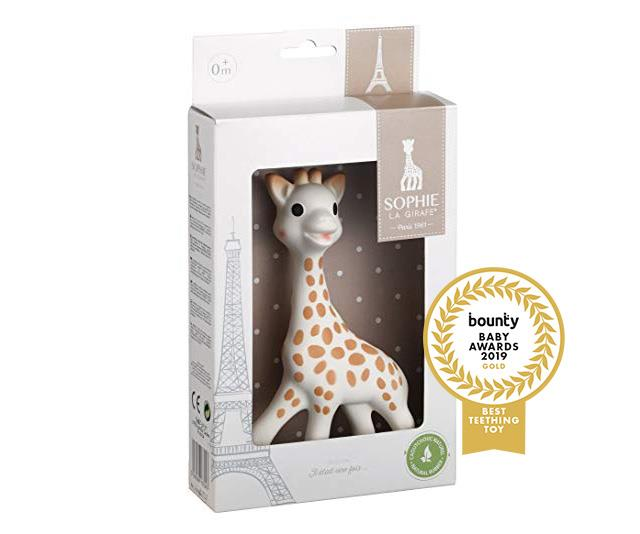 "**[Sophie The Giraffe](https://sophiesworld.com.au/sophie-the-giraffe/|target=""_blank""