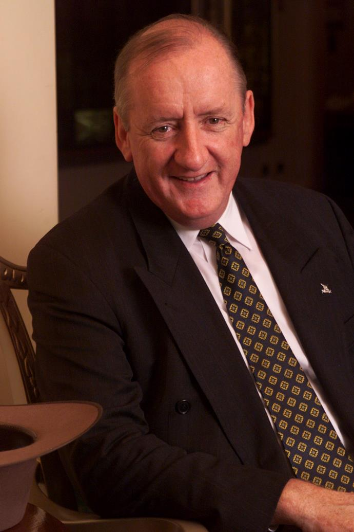 Tim Fischer passed away surrounded by close family.