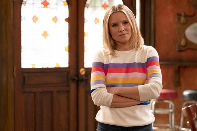*The Good Place* returns for its fourth season.