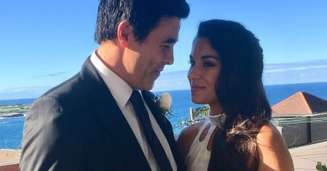 Home and Away's Sarah Roberts and James Stewart second wedding | Now To Love