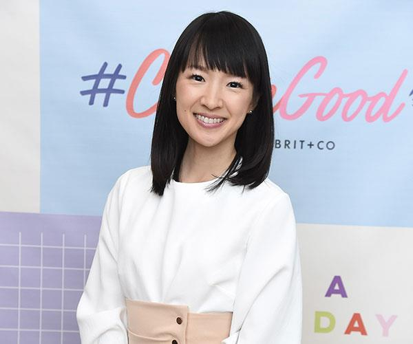 Marie Kondo took the world by storm with her hit TV show, *Tidying Up With Marie Kondo*.