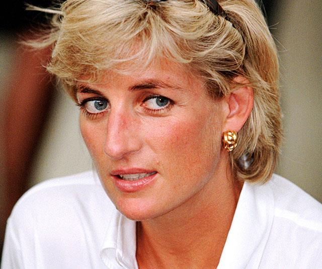 Diana wrote a letter claiming her ex-husband would harm her.