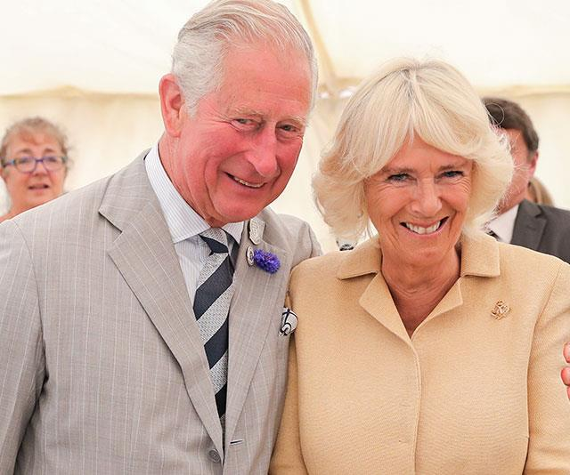 Charles' affair with Camilla was well known at the time.