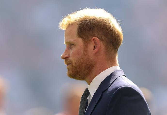 Prince Harry is said to be devastated following the death of a good friend.