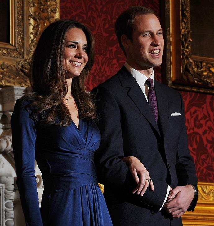 The stunning royal couple had the world riveted when they announced their engagement.