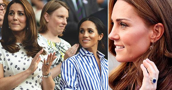 Kate Middleton's engagement ring was meant for Meghan Markle | Woman's Day