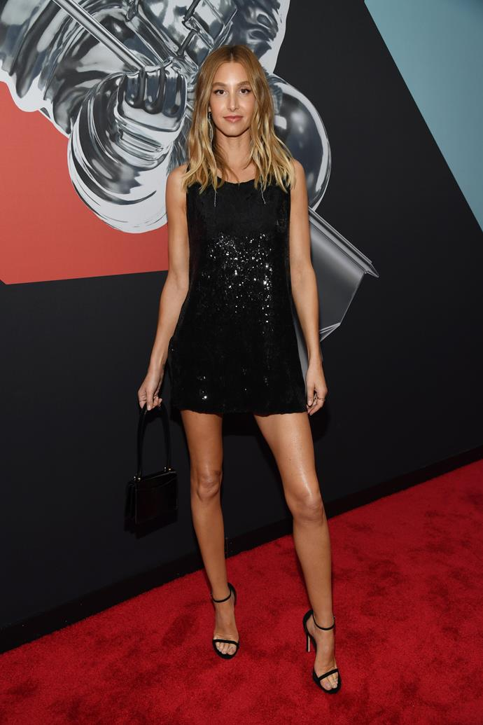 We're obsessed with *The Hills*' Whitney Port's LBD - the style maven can do no wrong.