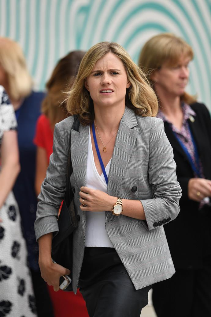 Clara Madden has close ties with the royal family.