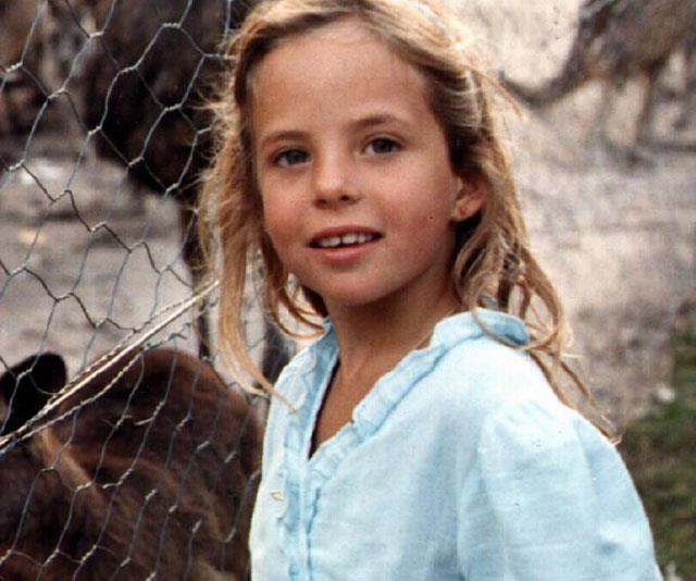 Samantha Knight (pictured) was killed by a paedophile in 1986.