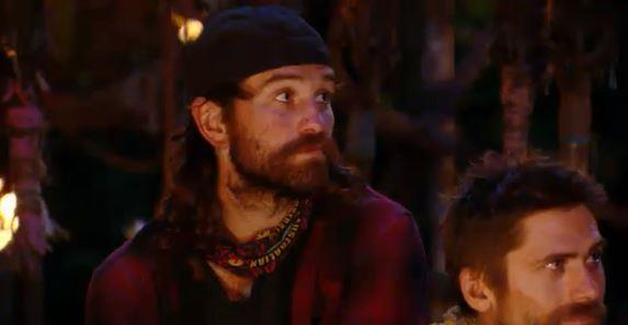 John sensed his time was up during a tense tribal council.