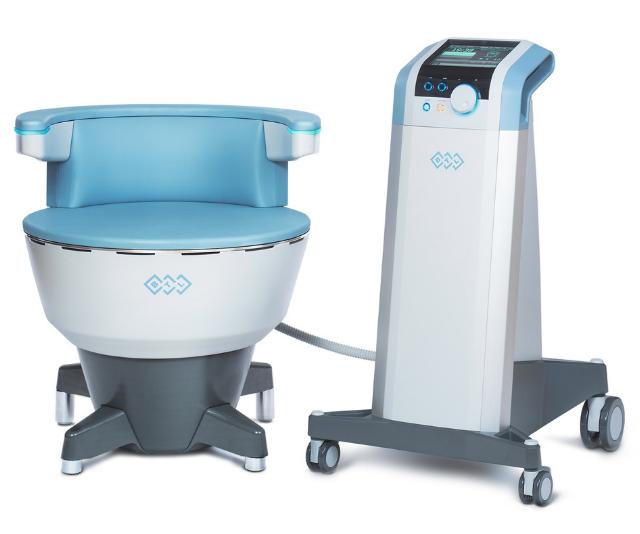 The Emsella Chair is revolutionising women's pelvic health.