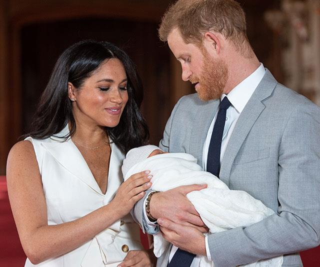 "**Prince Harry** <br><br> Not to be outshone by his big brother, Prince Harry has also welcomed the pitter patter of little feet into his regal home. In a massive world event, Meghan Markle gave birth to son Archie, officially making Harry a dad. After the birth, Prince William wasted no time welcoming Harry into the ""sleep deprivation society""."
