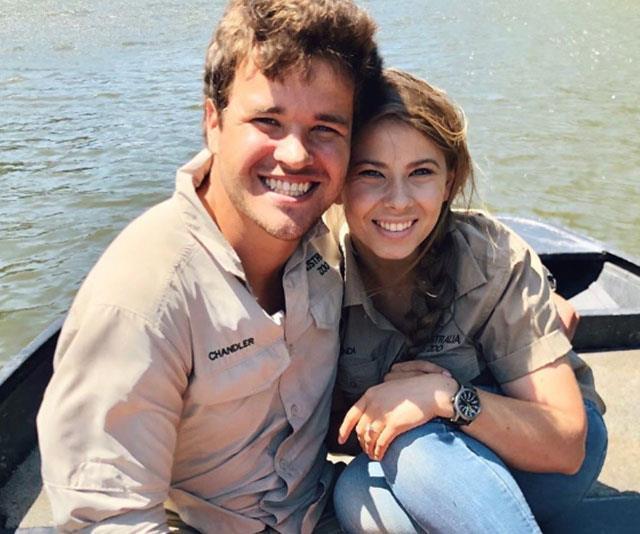 They've fallen in love with an estate near Australia Zoo.
