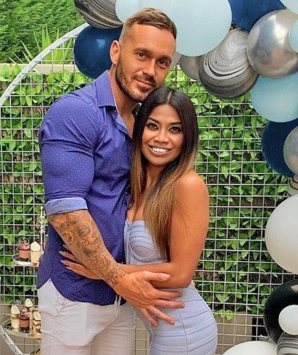 The pair have confirmed the due date of their bundle of joy is February 2020.