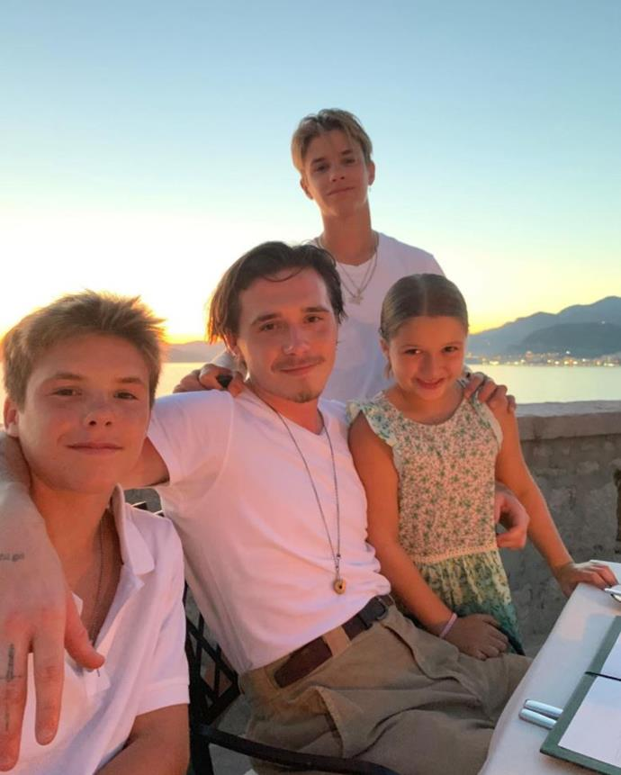 The four Beckham kids look more gorgeous with every day.