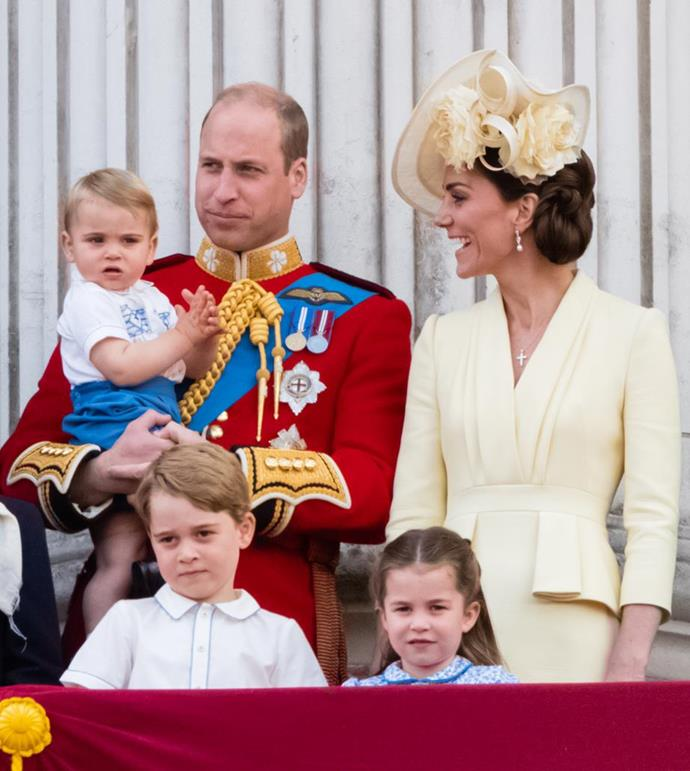 The Cambridge's visited the Queen at Balmoral last week.