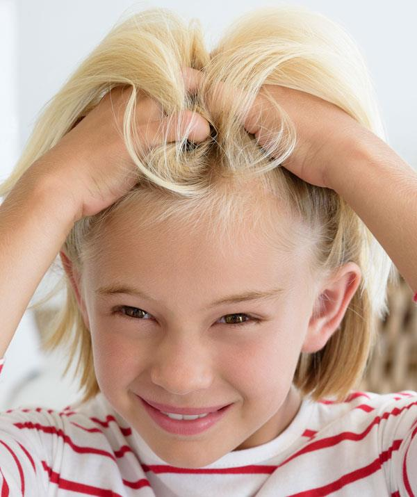 Up to 30% of all Primary school-aged kids in Australia get head lice at least once a year.