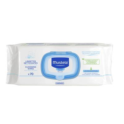 "**[Mustela Cleansing Wipes](https://www.mustela.com.au/en/cleansing-wipes|target=""_blank""