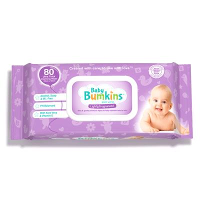 "**[Baby Bumkins Lightly Fragranced Baby Wipes](http://www.babybumkins.com.au/|target=""_blank""
