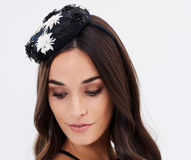 "[Max Alexander small pillbox hat with flowers, $48, from The Iconic](https://www.theiconic.com.au/small-winter-pillbox-with-flowers-453395.html|target=""_blank""