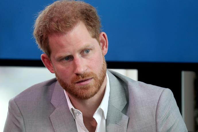 Prince Harry spoke out about the controversy surrounding his choice to fly privately.