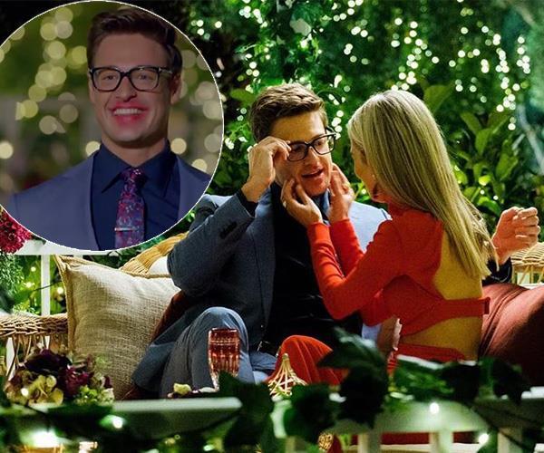 Red lipstick suits you Matt!